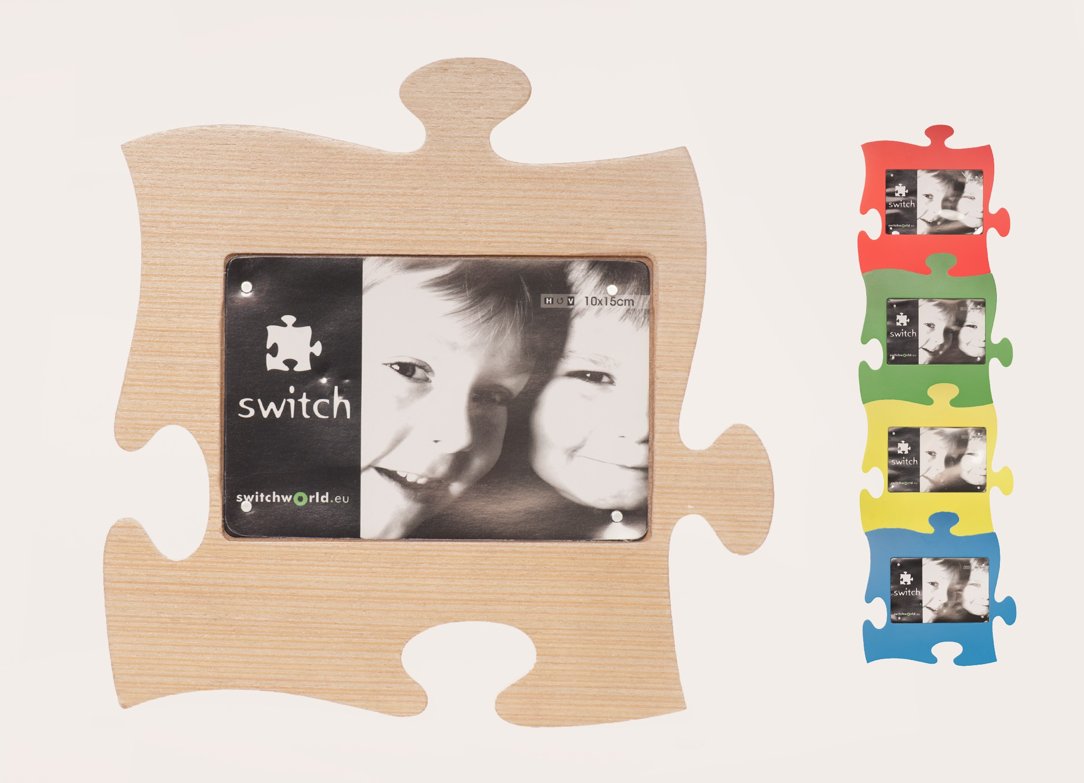 Switch Puzzlerahmen